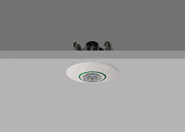 Waylight 4 Corridor Lens